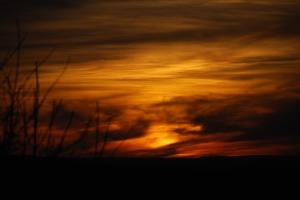 Ridge Sunset