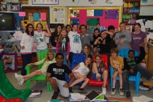 Wacky 6th Graders