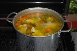 Tuvia's Chicken Soup