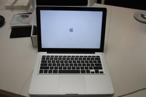 A brand new mac!
