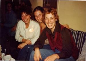 Susi, Bonnie and Barbara WUJS 79